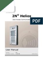 2n Helios User Manual 1322v3.0 En