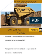 Curso Cat 797f