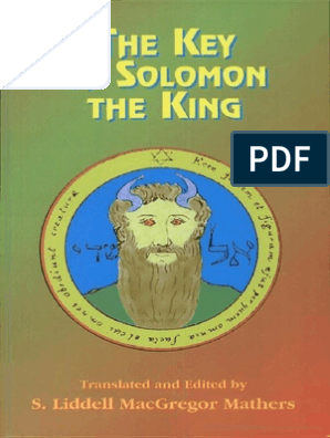 The Complete Key of Solomon | Astrological Sign | Planets