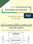 air gourmet case study