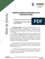 20130130 Detenido Pistolero Relacionado Con Tiroteo Del Principe