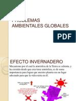 Problemas Ambientales Globales1