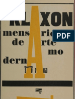 Klaxon Mensario de Arte Moderna n 7
