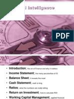 Financial Intelligence - Financial Statements