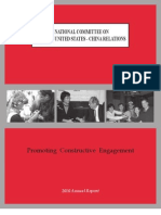 National Committee on U.S.-China Relations 2010 Annual Report