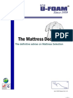 Mattress that doctors suggest