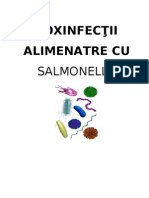 Toxiinfectii Alimentare Cu Salmonella