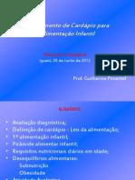 00 PLANEJAMENTO DE CARDÁPIO PARA ALIMENTAÇÃO INFANTIL