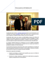 15-01-2013 Aristóteles Sandoval firma acuerdo con UN-Habitat en EU