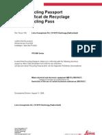 RecyclingPass TPS800 Series