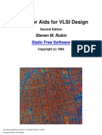 Computer Aids for VLSI Design