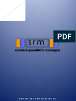 Social Responsibility Managers Brochure
