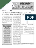 The Volunteer, September 1995