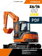 Hitachi Zaxis60usb
