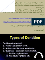 Anatomy and morphology of the tooth.ppt