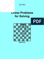 Chess Problems for Solving