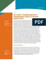 InterAction Transition Case Study - Sri Lanka - January 2013_0