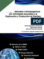 Riesgos Naturales y Antropogenicos Pep