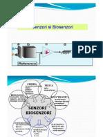 Senzori si Biosenzori