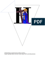 All Saints Banner