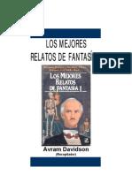 Davidson, Avram - Los Mejores Relatos de Fantasia I