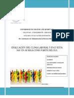 DESARROLLO ORGANIZACIONAL ENTREGAR
