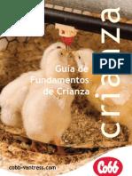 Manual Nº4 Fundamentos de Crianza del Pollito