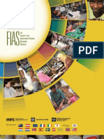 2012 Annual Review for the Facility for Investment Climate Advisory Services (FIAS)