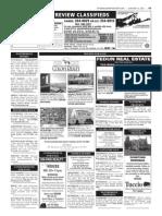 Times Revew Classifieds Jan. 31, 2013