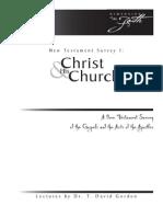 New Testament Survey 1