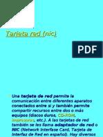 Tarjeta Red
