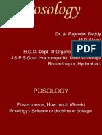 homoeopathy posology