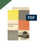 ANDREW MURRAY - Acerquemonos Al Senor