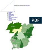 O Distrito de Vila Real Subdivide