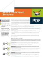 Sybase365 mCommerceSolution DS