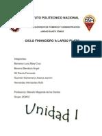 Unidad 1 Elementos Del Ciclo Financiero