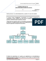 Examen Parcial de Adm de BD1
