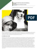 Edith Stein, filósofa y santa