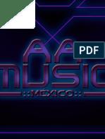 Información paquetes AA Music México