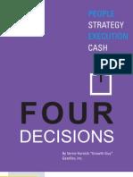 4 decisions