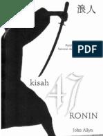 Kisah 47 Ronin