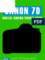 Canon 7D Mobile Pocket Guide 1.1