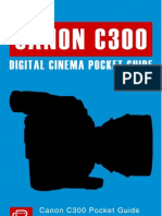 Canon C300 Mobile Pocket Guide 1.1