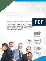 Master Coach Grado Experto TISOC Virtual