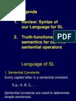 Symbolic Logic Unit 3