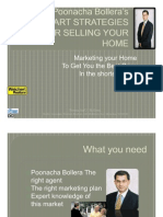 Selling Your Home - Marketing Presentation
