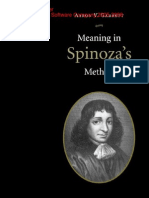 Meaning in Spinoza´sMethod- Aaron V. Garrett cambridge