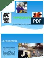 topografia Objetivos
