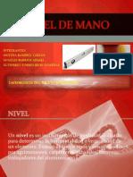 Nivel de Mano