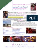 13-2-1 TRIP - Rollerland West (Anderson School)